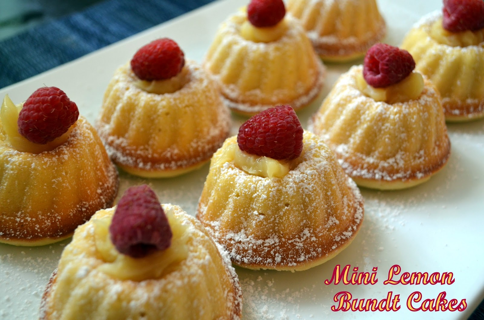 9 Photos of Mini Bundt Cakes