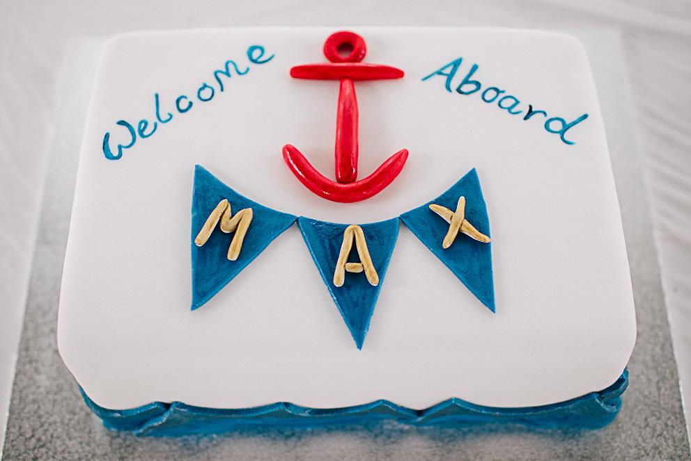 11 Nautical Theme Sheet Cakes Photo Nautical Birthday Cake