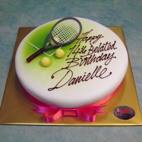 Incredible 7 Tennis Wedding Cakes Ideas Photo Tennis Cake Tennis Cake And Funny Birthday Cards Online Alyptdamsfinfo