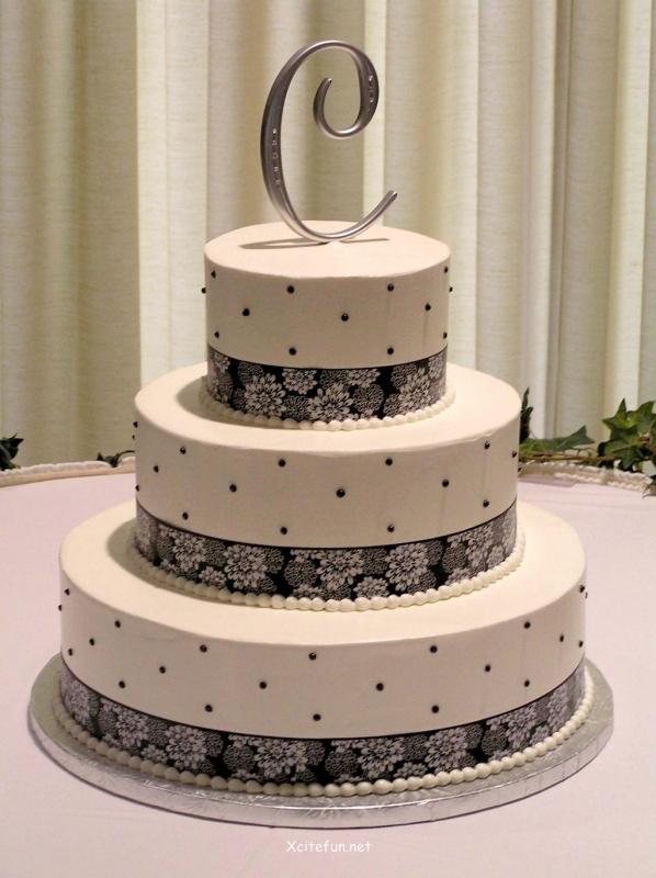 10 Elegant Wedding Cakes 2017 Photo Wedding Cake Decorating Ideas