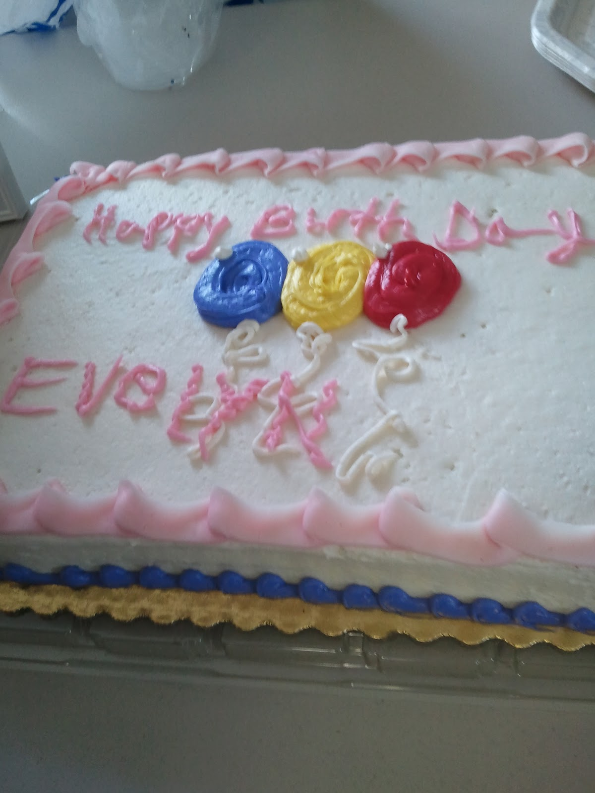 Wondrous 6 Wegmans Birthday Cakes Photo Wegmans Birthday Cake Ideas Personalised Birthday Cards Veneteletsinfo