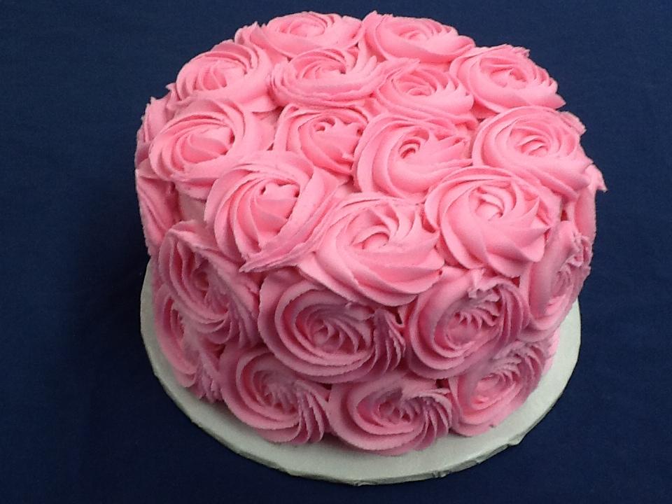 10 Birthday Cakes For Women Photo
