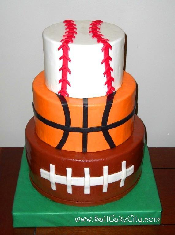 Miraculous 10 Sports Birthday Cakes For Men Photo Boys Sports Birthday Cake Funny Birthday Cards Online Bapapcheapnameinfo