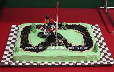 11 Coolest Bike Motocross Birthday Cakes Photo Dirt Bike Birthday