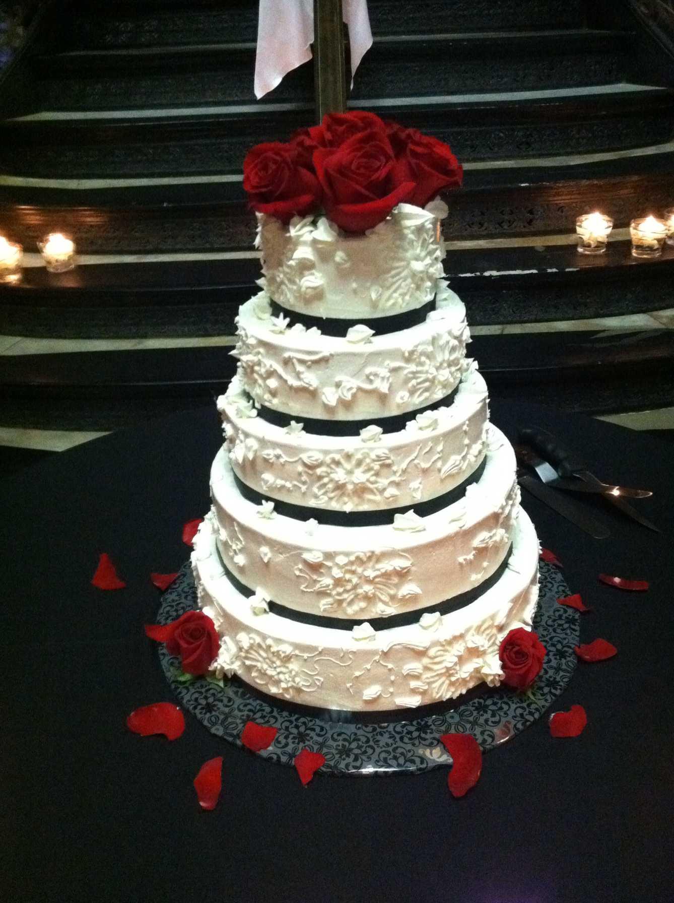 Eagle Wedding Cake Topper