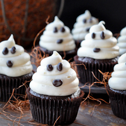 icing for halloween cupcakes