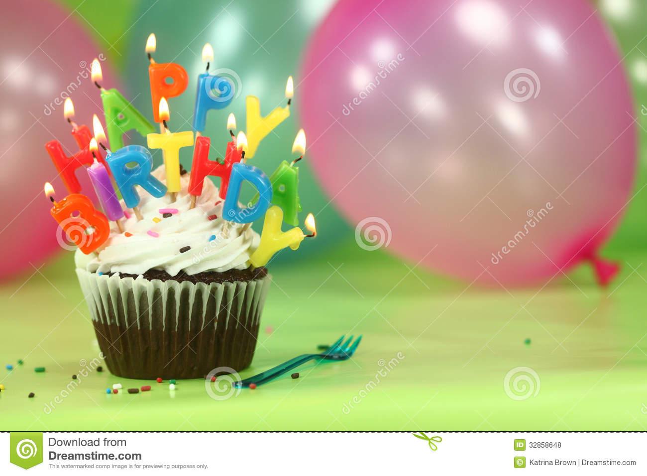 7 Pic Of Happy B Day Cakes And Ballouns Photo Happy Birthday