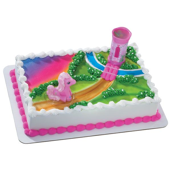 13 Unicorn Cakes At Publix Photo