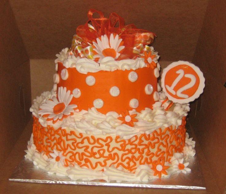 Super 9 Orange Bday Cakes Photo Orange Birthday Cake Orange And Pink Funny Birthday Cards Online Hetedamsfinfo