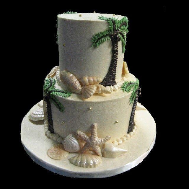 12 Palm Tree Wedding Cakes Photo Palm Tree Birthday Cake Palm