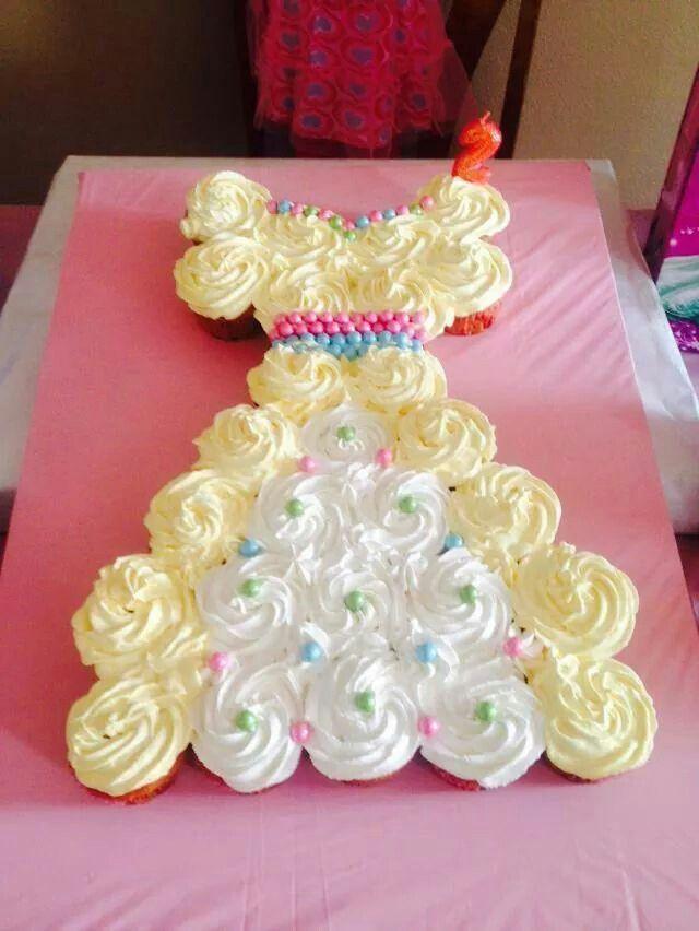 12 Pull Apart Cupcakes Designs Photo - Christmas Pull Apart Cupcake ...