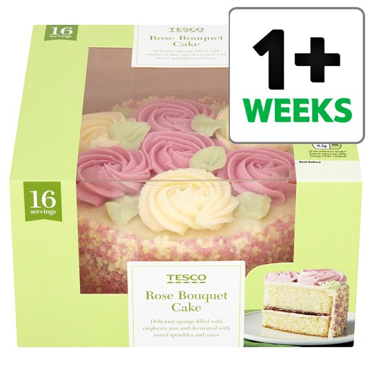 8 Tesco To Order Birthday Cakes Photo