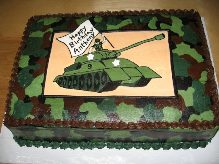 Cool 12 Military Cakes For Women Photo 90Th Birthday Cakes For Women Funny Birthday Cards Online Benoljebrpdamsfinfo