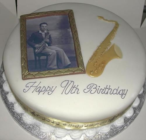 90th Birthday Cakes Male Cake Recipe