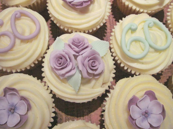 Adult Birthday Cupcakes Decorating Ideas