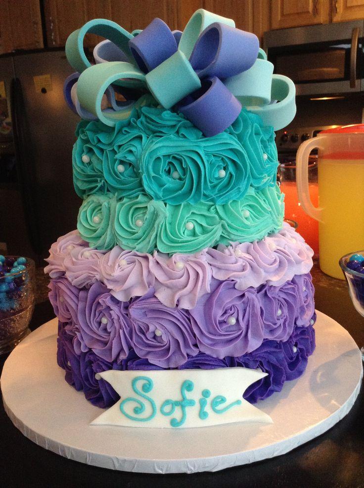 9 Stack Big Cakes For Teen Girls Photo Beautiful Birthday Cake