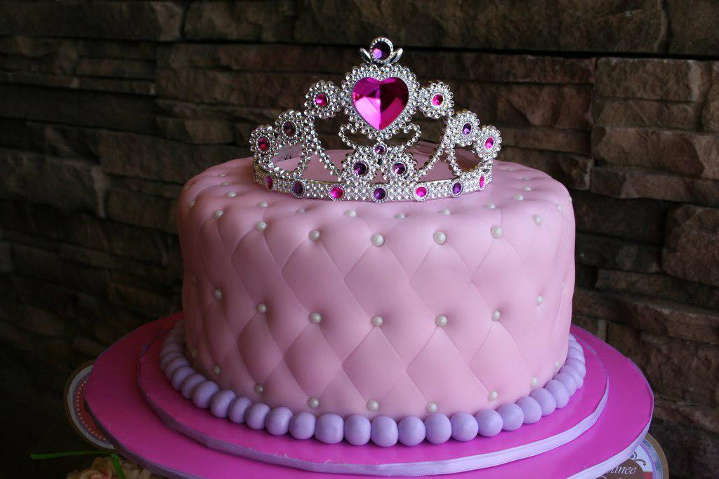 10 Toddler Girls Princess Birthday Cakes Photo Baby Girl