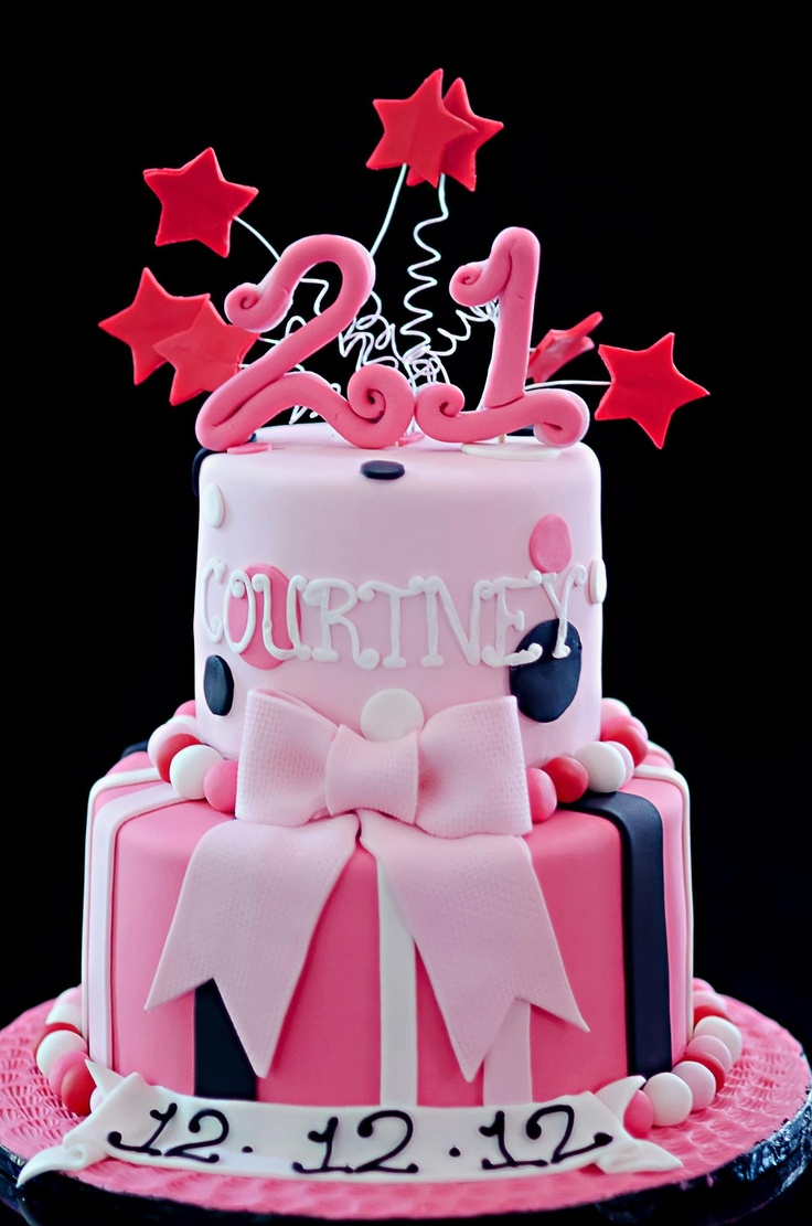 Astounding 11 21St Birthday Cakes Party Photo Happy 21St Birthday Cake Personalised Birthday Cards Veneteletsinfo