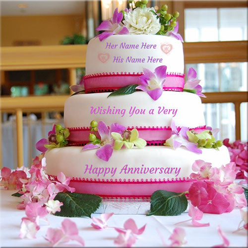 11 Big Anniversary Cakes Photo Big Birthday Cake Happy Birthday