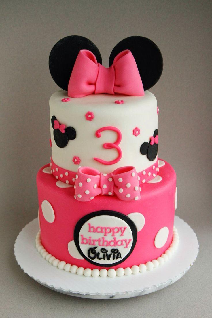 13 Cakes De Minnie Mouse Photo Cake De Minnie Mouse Minnie Mouse