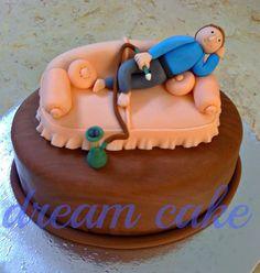 11 Funny Husband Birthday Cakes Photo
