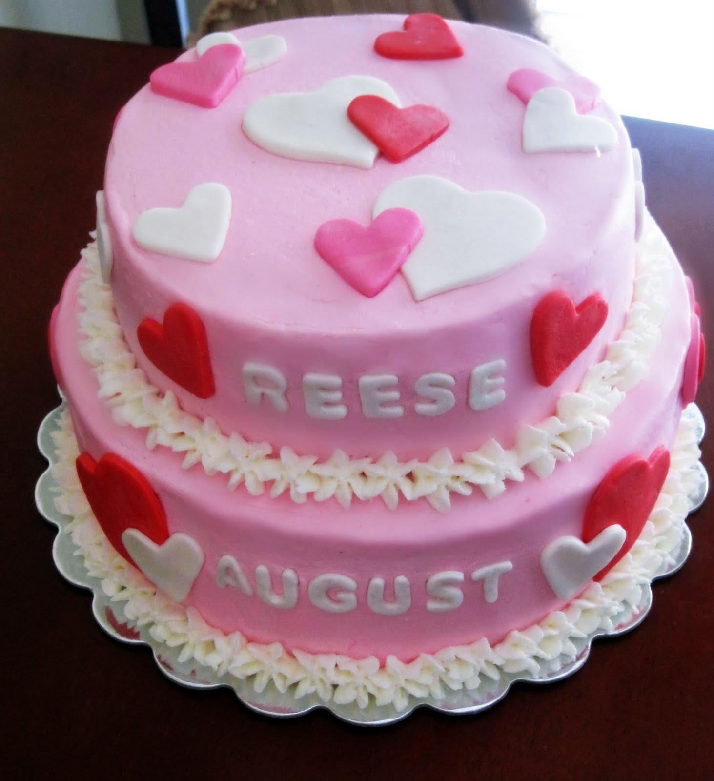 8 Valentines Day Theme Cakes Photo Valentine Birthday Cakes