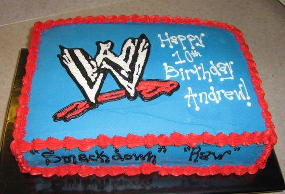 Fabulous 10 Sams Club Wwe Birthday Cakes Photo Walmart Wwe Birthday Funny Birthday Cards Online Inifodamsfinfo