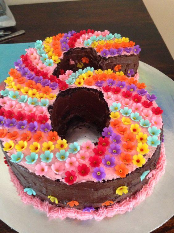 6 Year Old Girl Birthday Cake Ideas