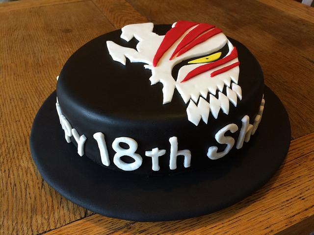 Bleach Birthday Cake Via Anime