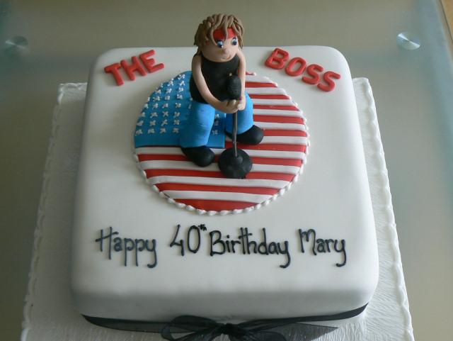 6 Cake Boss Birthday Cakes For Men Photo Chocolate Birthday Cake