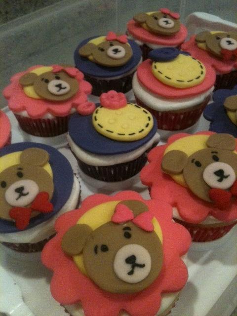 9 Build A Bear Cupcakes Photo Bear Cupcakes Build a Bear Birthday