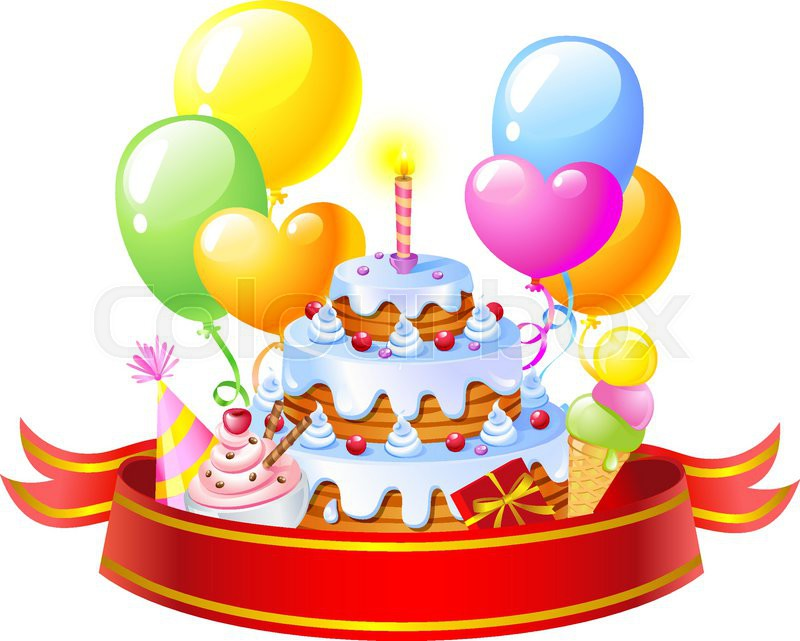 6 Giant Cartoon Birthday Cakes Photo Cartoon Birthday Cake