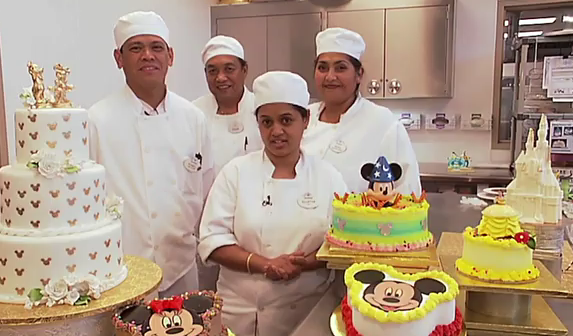 8 Disneyland Central Bakery Cakes Photo Disneyland Resort Central