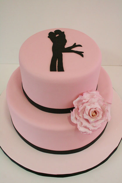 11 Photos of Engagement Cakes New