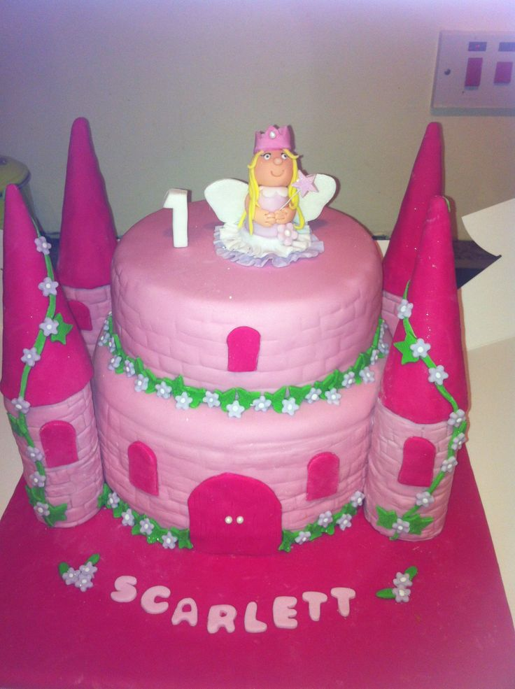 9 Rainbow Fairy Princess Birthday Cakes Photo Barbie Fairy