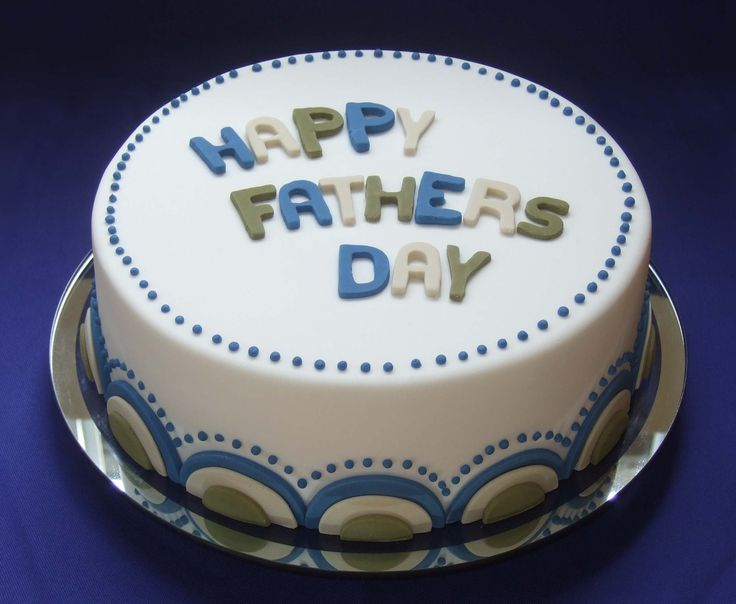 7 Photos of Easy Father's Day Cakes