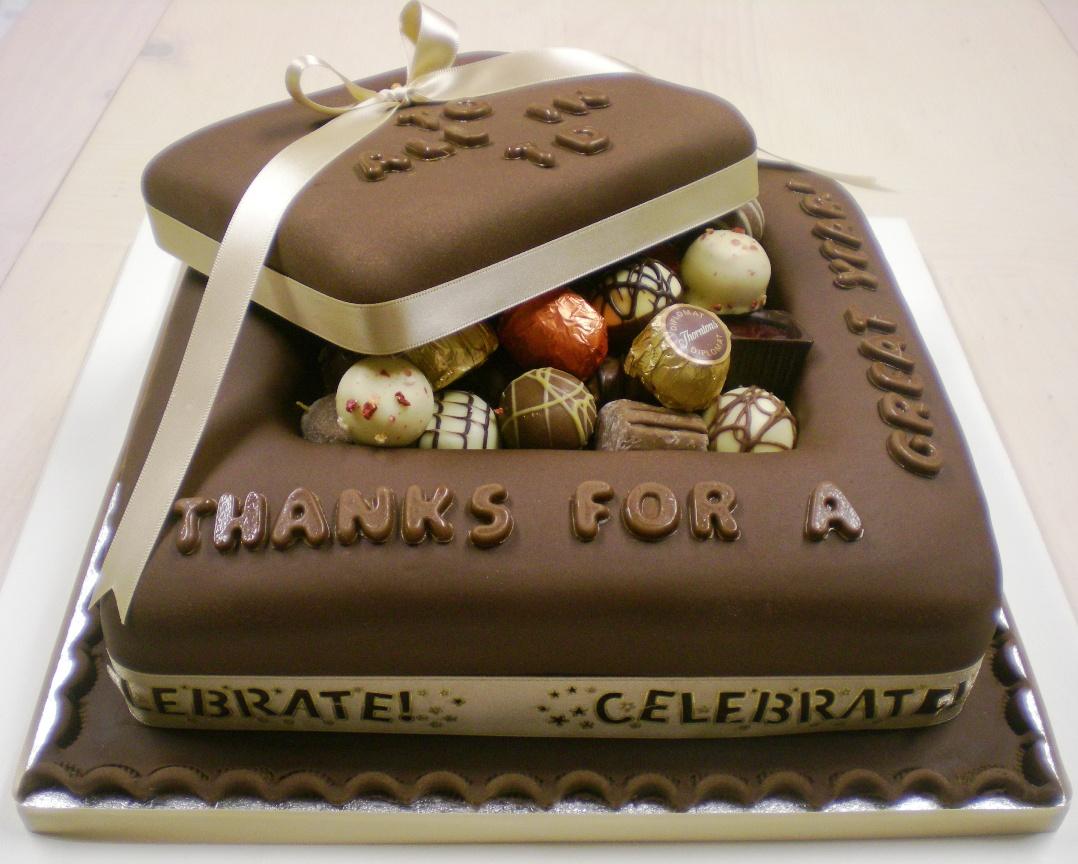 11 Amazing Chocolate Birthday Cakes Photo Happy Birthday Cake