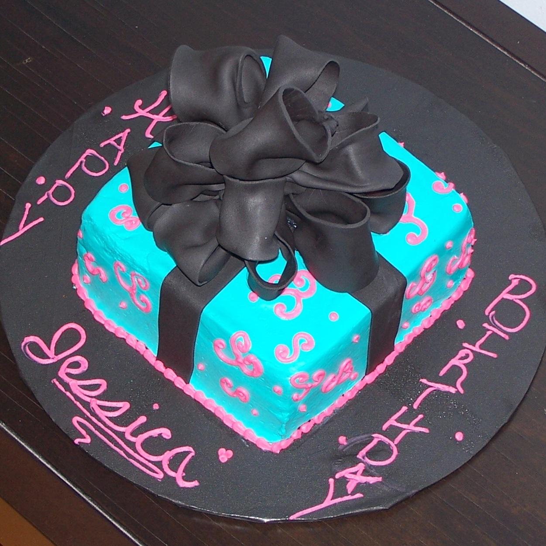 11 Birthday Cakes For Women Jessica Photo Happy Birthday Jessica