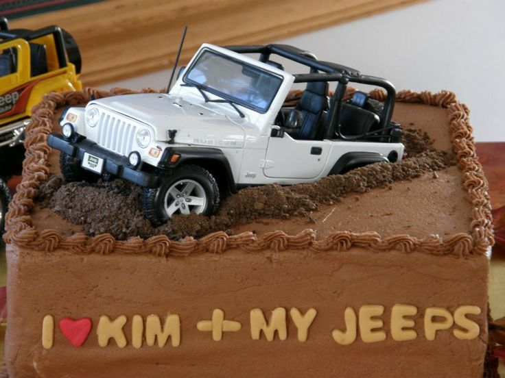 7 Jeep Groom S Cakes Photo Jeep Cake Jeep Grooms Cake