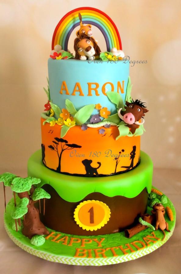 9 Simba Themed Sheet Cakes Photo Lion King Baby Shower Sheet Cake