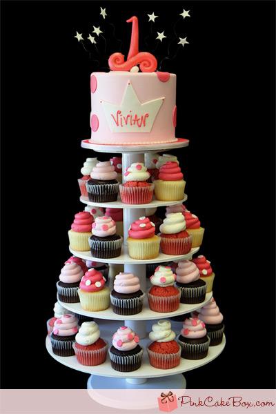 Enjoyable 10 Cupcake Tier Birthday Cakes Photo 75Th Birthday Cupcake Cakes Funny Birthday Cards Online Inifofree Goldxyz