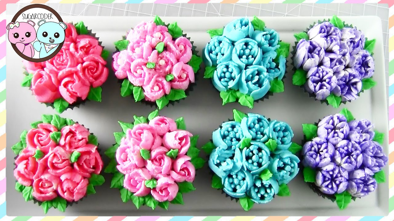 Fathers Day Cupcake Bouquet