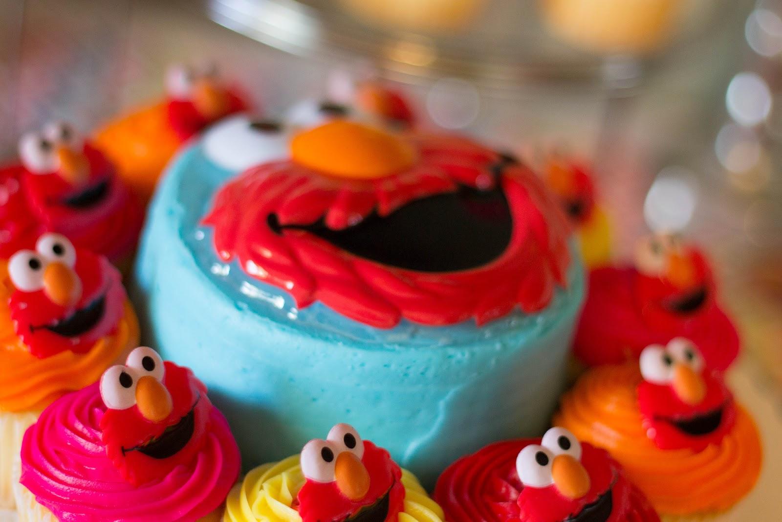 11 Sams Club Elmo Cupcakes Photo Sams Club Bakery Birthday Cakes