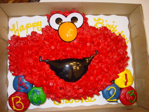 11 Sams Club Elmo Cupcakes Photo Sams Club Bakery Birthday Cakes