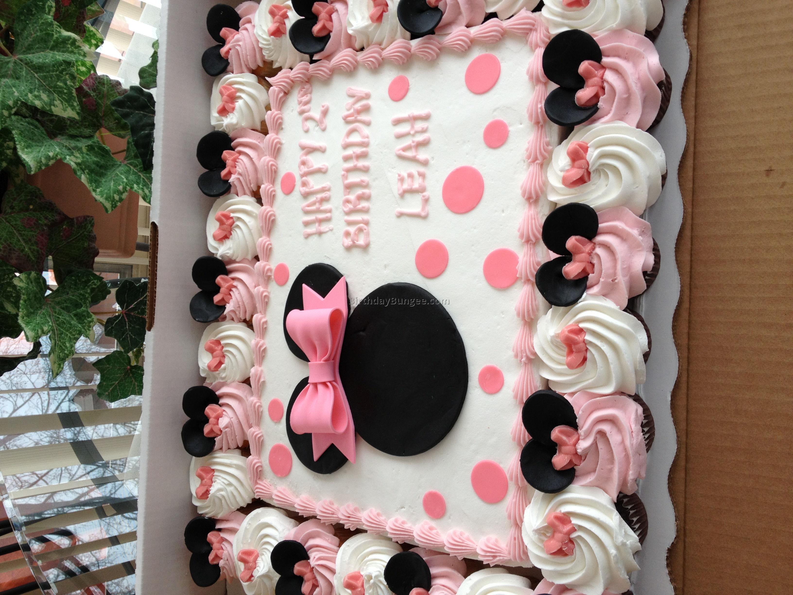 Brilliant 12 Sams Club Bakery Cakes Minnie Mouse Photo Sams Club Funny Birthday Cards Online Fluifree Goldxyz