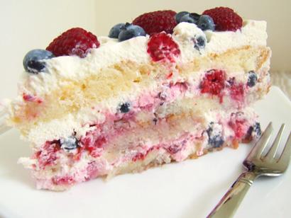 recipe: strawberry and raspberry cake [27]
