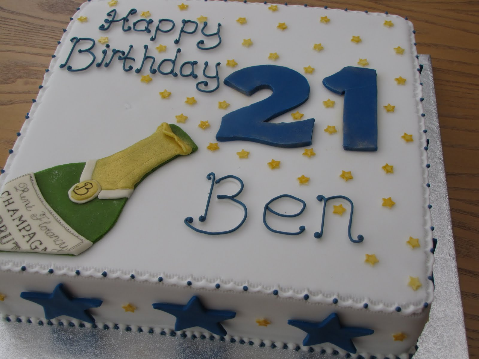 12 21 Birthday Cupcakes For Men Photo Male 21st Birthday Cake