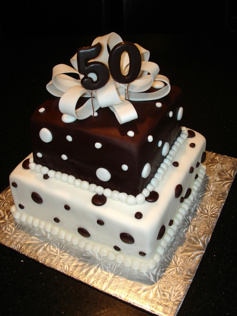 13 50th Birthday Cakes For You Photo Elegant 50th Birthday Cakes