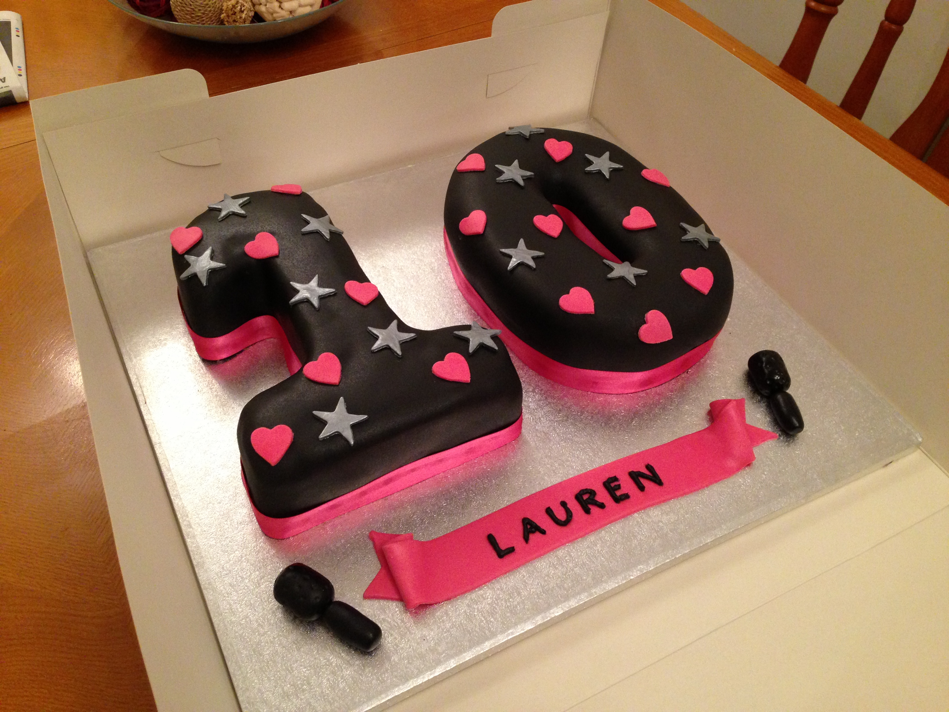 13 Cakes For Girls 10th Birthday Party Photo Girls 10th Birthday