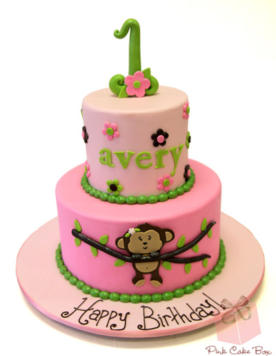 Tremendous 12 For 2Nd Birthday Monkey Cakes Photo Monkey Birthday Cake Personalised Birthday Cards Veneteletsinfo